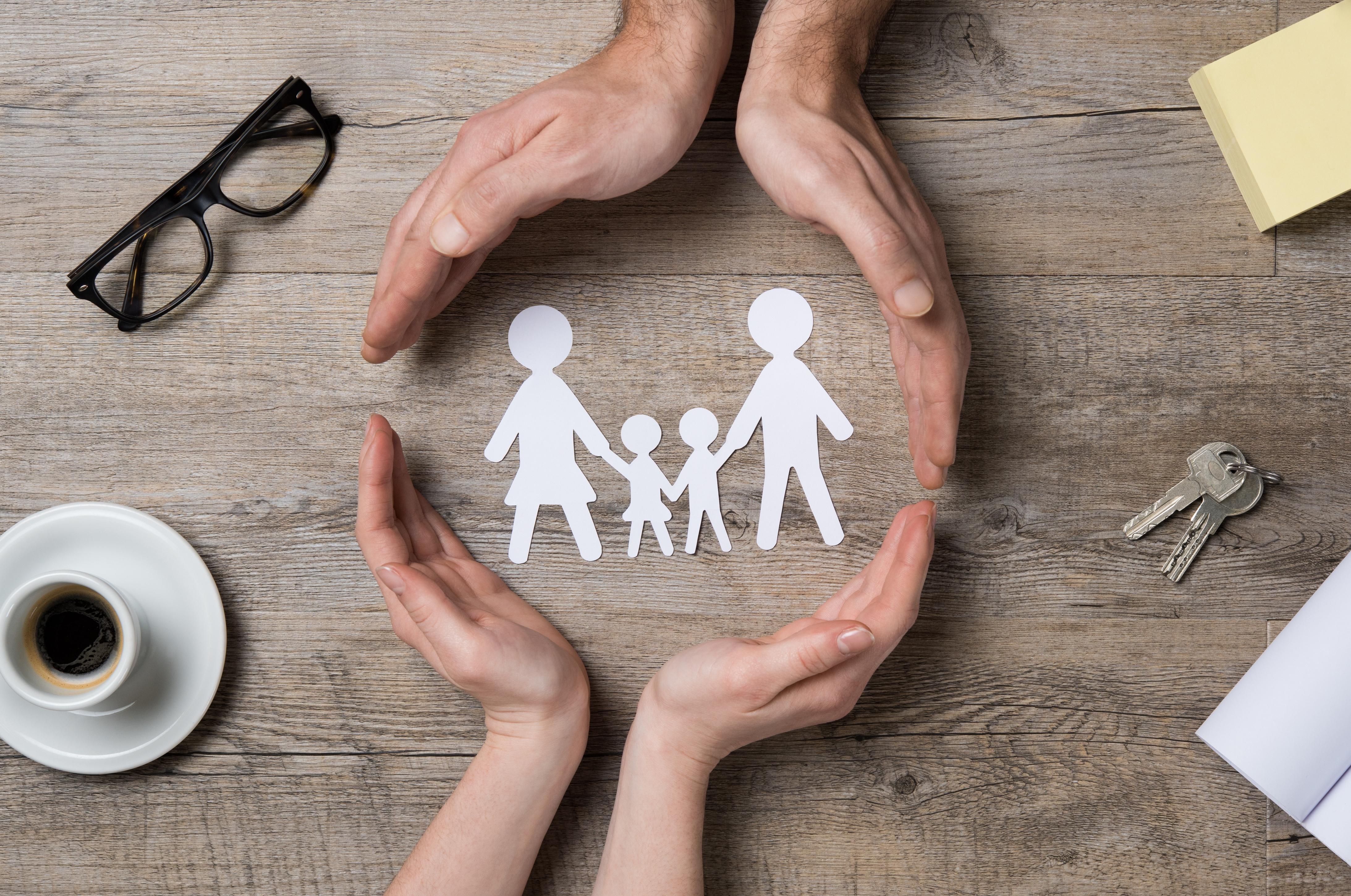 Familien  & Privatpersonen